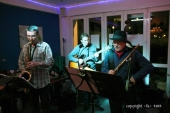 Jazz Jam Session 03.04.13 Mandy's Lounge