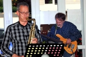 Jazz Jam Session 03.07.13 Mandy's Lounge